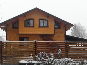Sadyba Gutsulska Pisnya Lodge - Hotel - Mykulychyn
