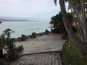 Casa à Beira Mar, Dovolenkové domy  Porto Belo - big - 30