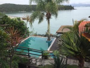 Casa à Beira Mar, Ferienhäuser  Portobelo - big - 31
