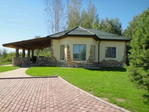 Форелевый дом - Bryzgalovo