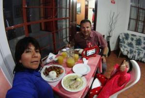Hostal Turístico Huella's, Vendégházak  Trujillo - big - 29