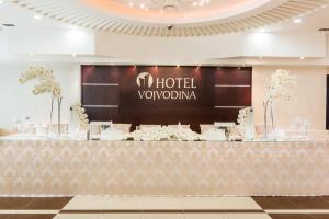 Hotel Vojvodina, Hotely  Zrenjanin - big - 13
