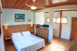 Flat Vila Morena, Apartments  Camburi - big - 2