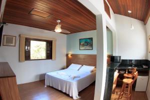 Flat Vila Morena, Apartments  Camburi - big - 9