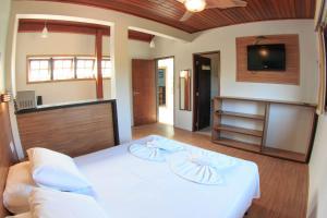 Flat Vila Morena, Apartments  Camburi - big - 8