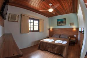 Flat Vila Morena, Apartments  Camburi - big - 7