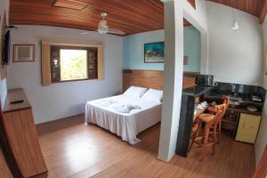 Flat Vila Morena, Apartments  Camburi - big - 5