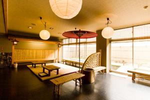 Akakura Onsen Hotel Korakuso, Ryokany  Myoko - big - 34