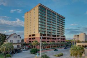 Malibu Pointe 603 - 2nd Row Condo, Apartmány  Myrtle Beach - big - 1