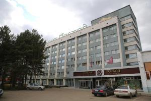 Hotel Voskhod - Komsomolsk-na-Amure