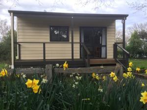 Ivy's Cottage, Pensionen  Greytown - big - 9