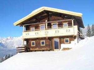 Zillertaler Sennhuette, Prázdninové domy  Hart im Zillertal - big - 21