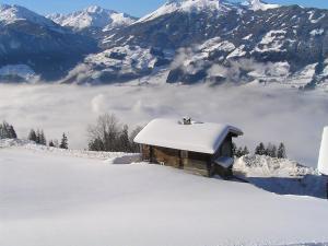 Zillertaler Sennhuette, Prázdninové domy  Hart im Zillertal - big - 24