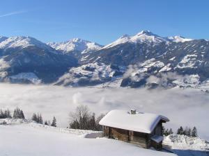 Zillertaler Sennhuette, Prázdninové domy  Hart im Zillertal - big - 25