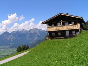 Zillertaler Sennhuette, Prázdninové domy  Hart im Zillertal - big - 27