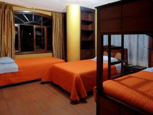 Hostal Viajero's, Baños