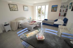 Apartments Clemenceau, Apartmány  Cannes - big - 18