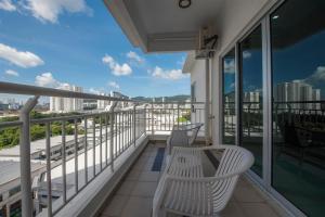 228 Vacation Home - Bayan Baru, Apartments  Bayan Lepas - big - 28