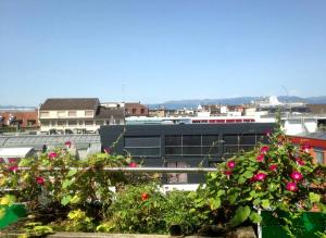 obrázek - Geneva center - studio with beautiful view