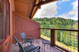 Mountain Thunder Lodge, Apartmánové hotely  Breckenridge - big - 8