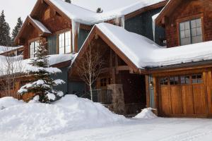 Mountain Thunder Lodge, Apartmánové hotely  Breckenridge - big - 17