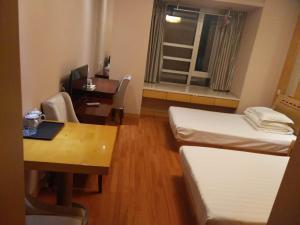 Shanghai Hongqiao Yueyi Apart Hotel, Apartmány  Šanghaj - big - 7