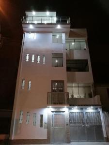 Huaraz Apartamentos, Ferienwohnungen  Huaraz - big - 12