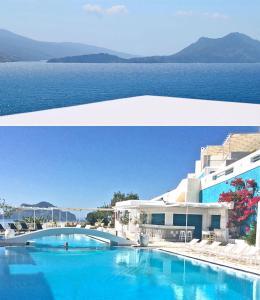 Aegialis Hotel & Spa Amorgos Greece