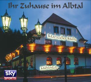 Hotel Marxzeller Mühle - Langensteinbach