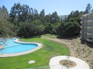Lomas de Papudo III, Apartments  Papudo - big - 3