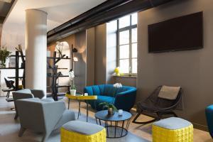 Novotel Saint Brieuc Centre Gare, Hotels  Saint-Brieuc - big - 32