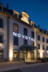 Novotel Saint Brieuc Centre Gare, Hotels  Saint-Brieuc - big - 17
