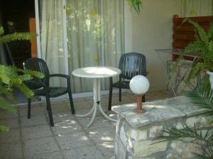 Rantzo Holiday Apartments, Апарт-отели  Писсури - big - 32