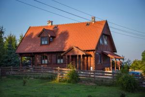 Log House Mazury Brajniki