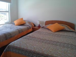 Lomas Papudo 4, Apartmány  Papudo - big - 12
