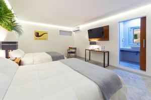 Hotel Urban 101, Szállodák  Chetumal - big - 7