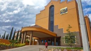 Отель Hotel Don Ruben, Чиуауа