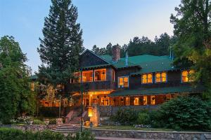 Alps Boulder Canyon Inn - Hotel - Boulder