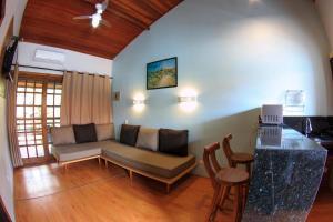 Flat Vila Morena, Apartments  Camburi - big - 11