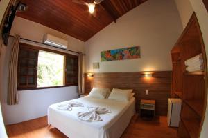 Flat Vila Morena, Apartments  Camburi - big - 21