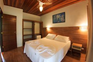 Flat Vila Morena, Apartments  Camburi - big - 17
