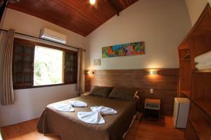 Flat Vila Morena, Apartments  Camburi - big - 22