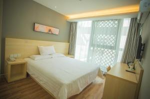 Hostels und Jugendherbergen - Hi Inn Nanjing Lishuishang licheng