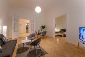 4 hviezdičkový apartmán Square Residence Brno Česko