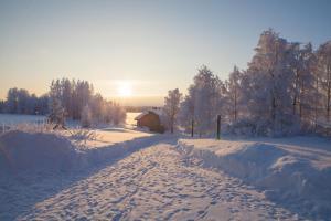 Villa Raatteenranta, Vily  Kuusamo - big - 21