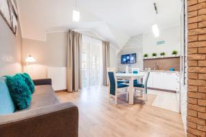 Apartamenty Sun & Snow Rezydencja Park, Appartamenti  Mielno - big - 173