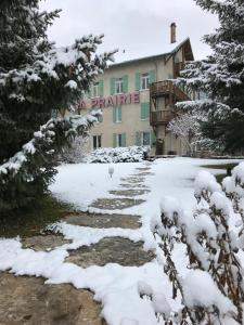 Hotel La Prairie - Rencurel