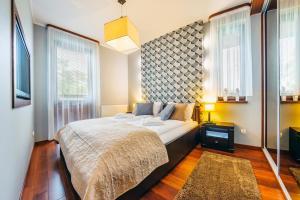 Apartamenty Sun & Snow Rezydencja Park, Appartamenti  Mielno - big - 163