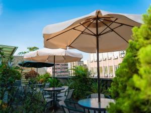 E-House Hotel, Hotely  Tchaj-pej - big - 69