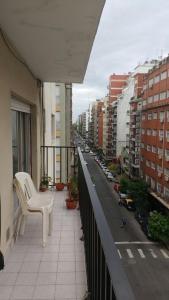 Osvaldo Apartment, Apartmány  Mar del Plata - big - 11